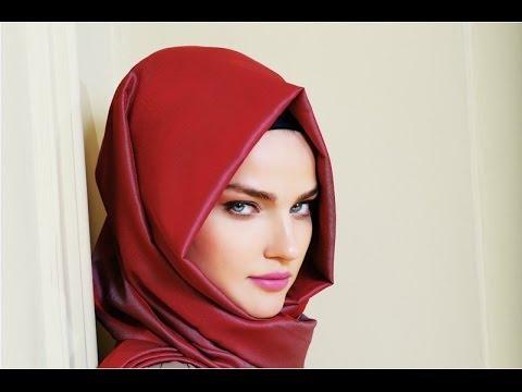 موضة الحجاب والطرح 2014 | احدث لفات حجاب 2014 لفات جميلة وحديثة ورائعة | لفات حجا