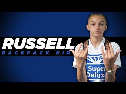 download lagu Russell The Backpack Kid Speaks On Ending Racism, Dance gratis