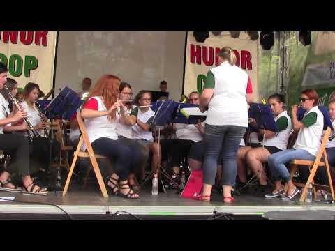 Szentes Város Fúvószenekara - Lecsó fesztivál, 2019
