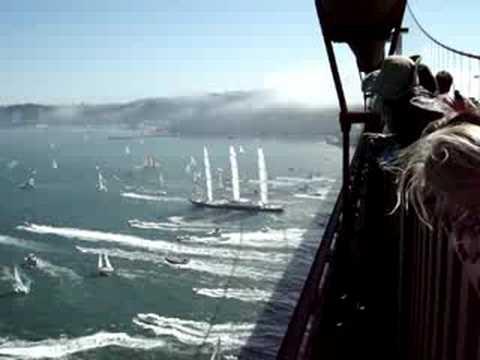 Maltese Falcon coming in SF