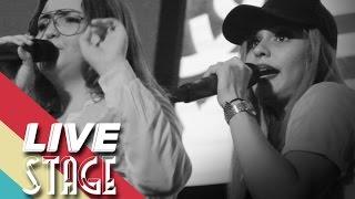 download lagu Live Stage 96.7 Hitz Fm  Jebe & Petty gratis