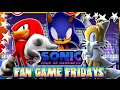 Fan Game Fridays - Sonic Edge of Darkness