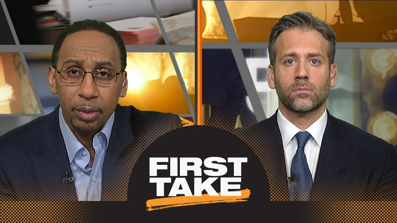 Stephen A. and Max preview Celtics vs. Cavaliers Game 3 | First Take | ESPN
