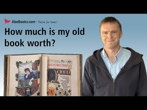 What factors make a book valuable? How can a book -- an object found in most households - become something of tremendous financial value? Firstly, there is n...