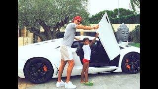 Cristiano Ronaldo's Lifestyle - (Stars,Girlfriend,Juventus,Secret!) ● HD