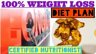 CHICKEN DIET For Weight Loss | Lose 10kg in 10 days Diet Plan for Weight Loss, 900 Calorie Diet Plan