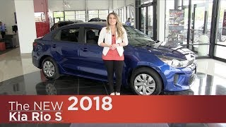 New 2018 Kia Rio EX - Minneapolis, Brooklyn Park, Elk River, St Paul, St Cloud MN - Review