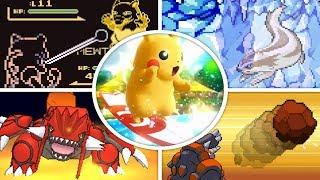 Evolution of Strongest Pokémon Moves (1996 - 2018)