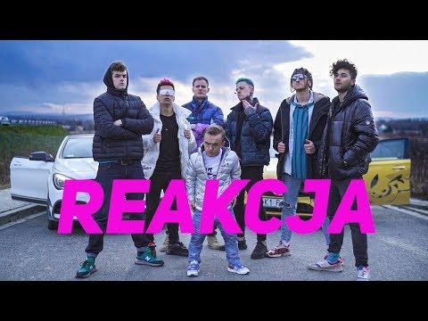 REAKCJA NA EKIPA x WIP BROS - PRZEJMUJEMY JUTUBY (Official Music Video)