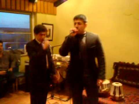 Mehran Va Saeed- Noon O Panir - Dariush+ebi video
