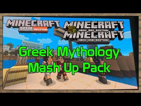 Greek Map Minecraft Minecraft Greek Mythology