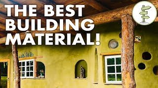 Building with Cob - A Natural & Affordable Way to Build a House