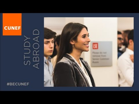 Study abroad at CUNEF - Madrid Spain