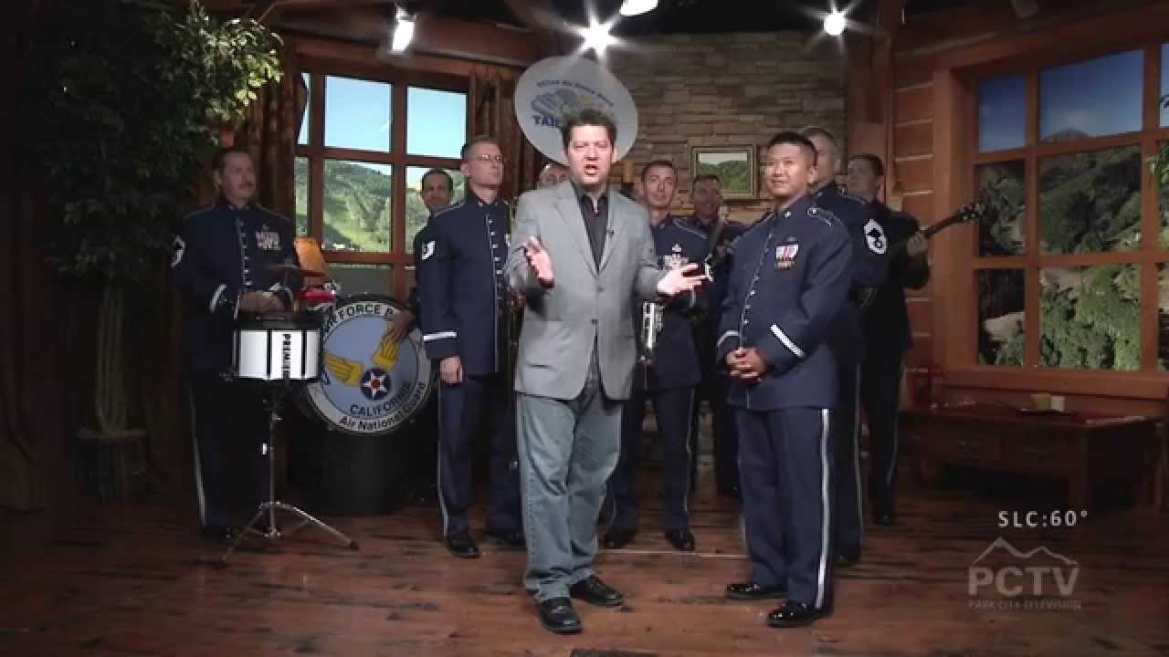 The Air National Guard Band of the West Coast comes on the Mountain Morning Show to show everybody that brass bands still got it. For more information about the band, check out there website here!