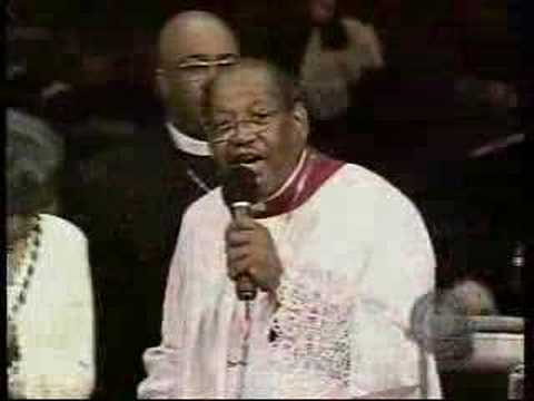 Bishop GE Patterson - Vicarious Victory