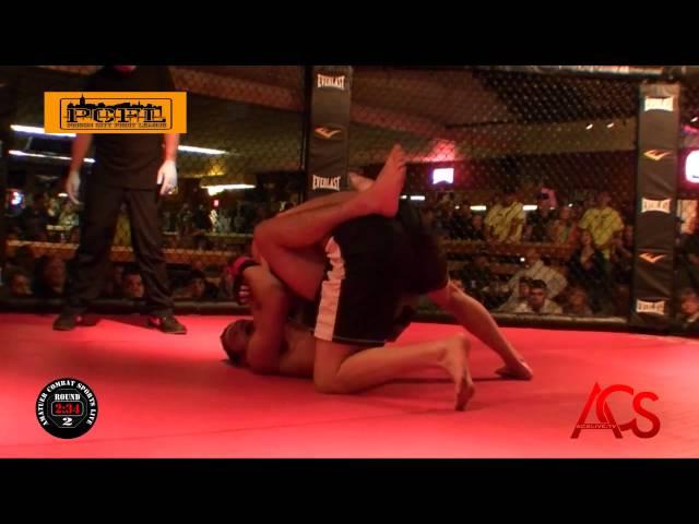 ACSLIVE.TV Presents PCFL Oct 11th Jeff Teague Vs Kyle Messersmitz