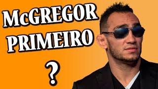 Tony Ferguson pode ser deixado de lado por Conor McGregor para uma disputa de cinturão?