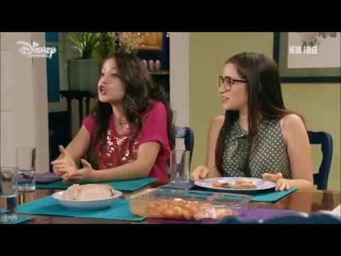 Soy Luna 2 Folge 11-Monica fragt was Lutteo bedeutet