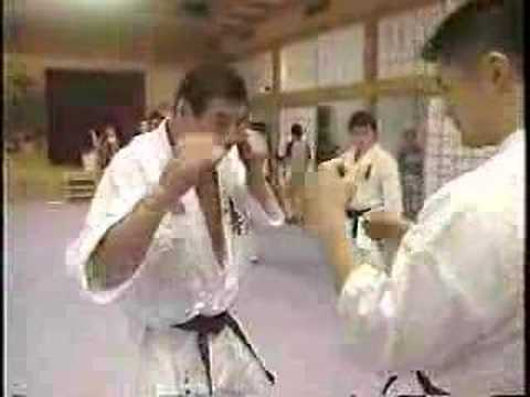 Karate kyokushin training From the 8th world open Image 1