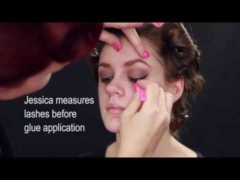 """Makeup & Hair Tutorial: """"From Peekaboo To Victory Roll"""" - Inspired by Veroni"""