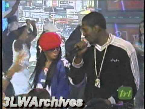 3LW- I Do (Wanna Get Close To You) (featuring Loon) Live @ MTV TRL