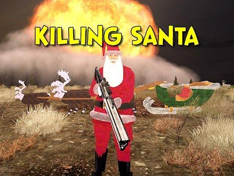 KILLING SANTA! - Arma 2: DayZ Mod - Ep.51