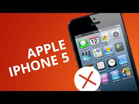 iPhone: 5 motivos para NÃO comprar o smartphone da Apple
