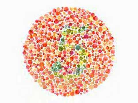 Color Blindness test - Real !