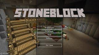 StoneBlock - LASERS!!!! - Ep 19 - Minecraft Modpack