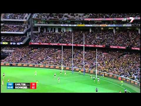 Round 1 Highlights - Carlton v Richmond