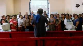Halleluia - Mangere SDA Church Choir 2011