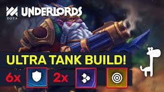 #1 META COUNTER! Ultimate Tank Dead Eye Builds! | Dota Underlords