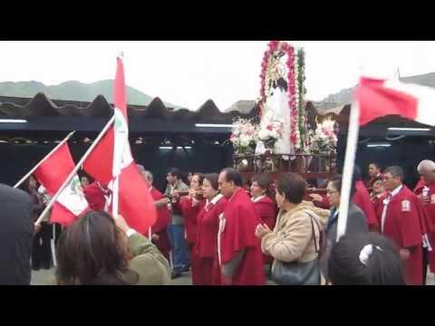 Virgen de Chumbe de Ancaypahua 2013, Tradicional Fiesta Costumbrista.