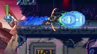 Megaman X6 Mod: Ultimate Shadow Armor