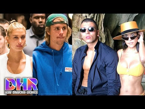 Hailey Baldwin & Justin Bieber's WEDDING DETAILS - Kourtney Kardashian PISSED At Boyfriend?! - (DHR)