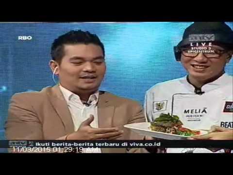 [ANTV] SMI Live Chef DJ Wisnu