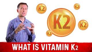 Vitamin K2 - The Amazing Calcium Transporter