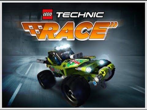 lego racing games #2  technic race gameplay trailer youtube