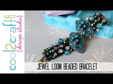 How to Make an Interchangeable Beaded Bracelet
