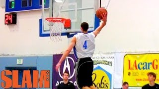 Zach LaVine 2014 NBA Draft Workout - Freak Athlete with Deep Range