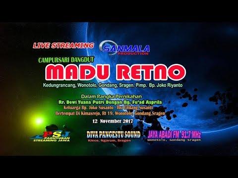 LIVE STREAMING SANMALA PRODUCTION // CAMPURSARI MADU RETNO //DIVA PANGESTU SOUND // LIVE WONOTOLO MP3