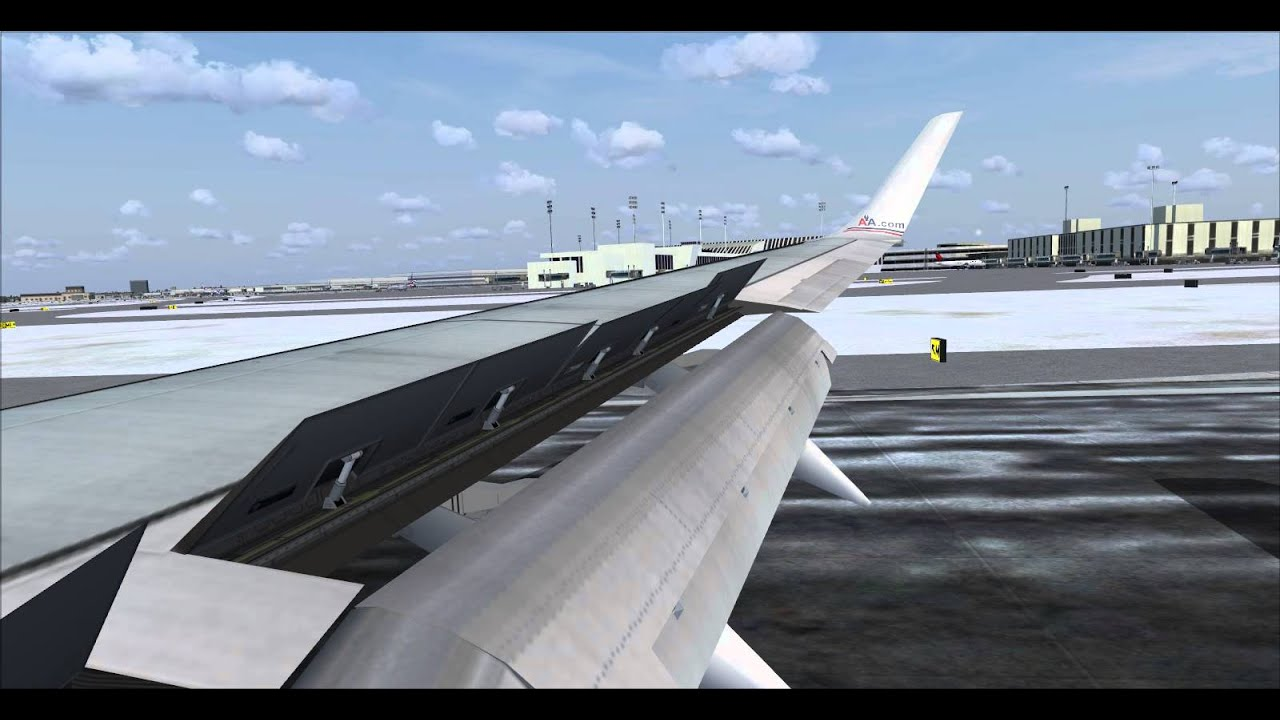 American Airlines Old Livery Fsx American Airlines Old