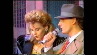 C C Catch  Heartbreak hotel mas entrevista. Peter´s pop show 1986
