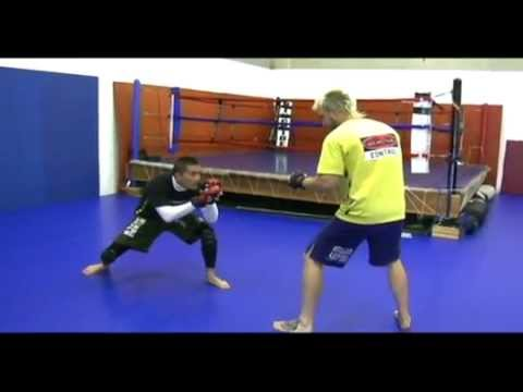 MMA Striking to Takedown Image 1