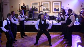 Cobb-Groomsmen Dance Funny Surprise for all Guests