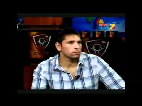 Rayados - Jonahtan Orozco discute con Enrique García part.1