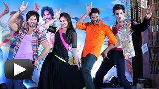 Sonakshi Sinha - The Desi Queen Dances On R Rajkumar Songs - R Rajkumar Music Launch