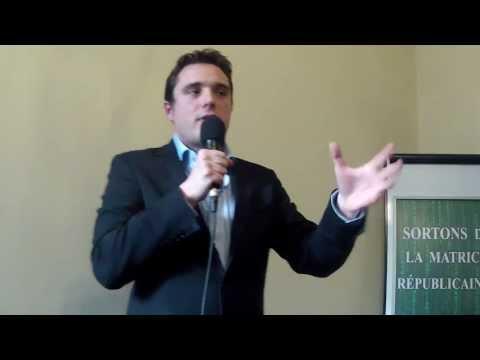 Conférence D'adrien Abauzit : Sortir La France De La Matrice video