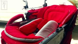 Orbitbaby | Broken Handle | Baby Car Seat