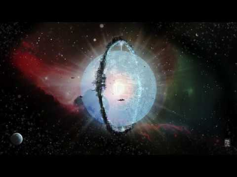 Alien Pulsar Rings and Dyson Spheres